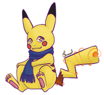 PikachuOC by PuzzlingPredicament