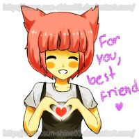 For my best friend by sun-shine03