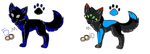 New Adopts by BlueVain151998
