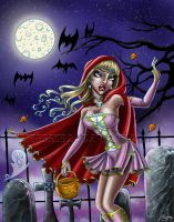 Halloween: Red Riding Hood by thereseldavis