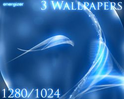 Energizer 3 Wallpapers Pack by DRS994