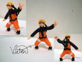 Naruto Uzumaki by VictorCustomizer