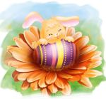 Easter bunny by AliciaBel
