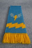 Wonderbolts Scarf by GhostOfWar909
