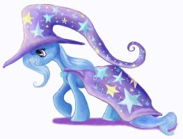 The Great and Apologetic Trixie by TheSolitarySandpiper