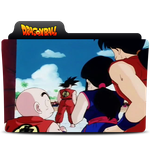 Dragon Ball Folder 819 by lahcenmo