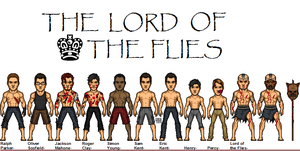 Lord of the Flies Redesign!! by benshark92