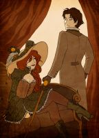JapexTrade - Nathan and Edel by Rakiah