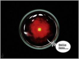 HAL9000 by muk1