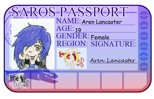 Aren's Passport by SakanaxSoixMimiru