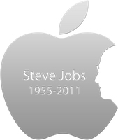 Steve Jobs 1955-2011 by JuniorNeves
