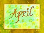 April by fmr0