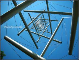 Needle Tower by ValaQuendi