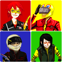 DANGER DAYS by fishkro