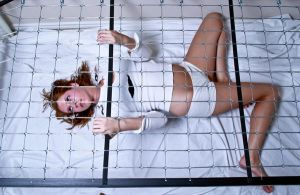 Candi B. Caged 10 by Deathrockstock