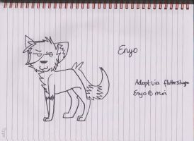 Enyo .:Adopt:. by XxBlackpantherxX