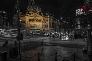 Melbourne by dkokdemir