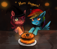Happy Halloween! by Cherkivi