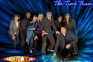 The Time Team by feel-inspired