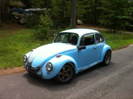 Pic of my bug 2 by NekoVWMike