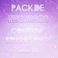 Pack de Recursos by MiicaLR