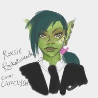 WrA - Roxsie Rocketwrench by neener-nina