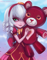 Sweetheart Annie by Mynxuu