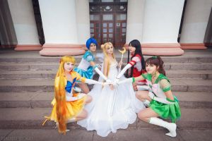 Sailor Moon by oOoButa-kuNoOo