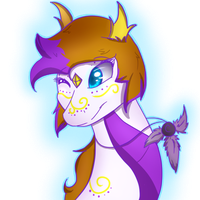 .:Icon 1 _Celeste:. by IzumiTheDragoness