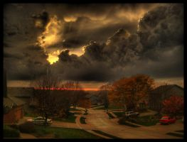 November Storms by FramedByNature