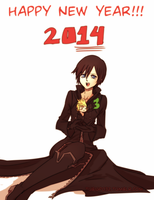 2014 New Year by Tubigpo32