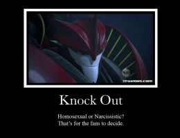 Motivation Poster-Knock Out by Lukan-the-Oracle