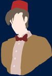 Minimalist 11th Doctor by Maygirl96