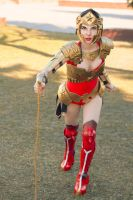 Injustice - Wonder Woman by shua-cosplay