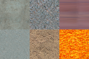 Seamless Texture Pack by MarzEz