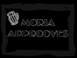 Moria approoves by Rastrelly