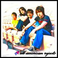 All american rejects by missdope
