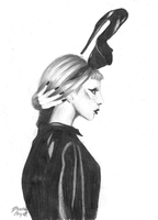 Lady Gaga by DeadlyAngel-Drawings