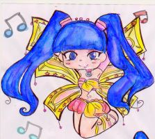 Musa Enchantix Chibi by mangabix