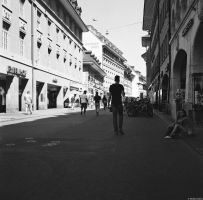 Dodeka - Ilford - candid by Picture-Bandit