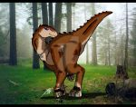 Walk the Dinosaur by redflamekitty44