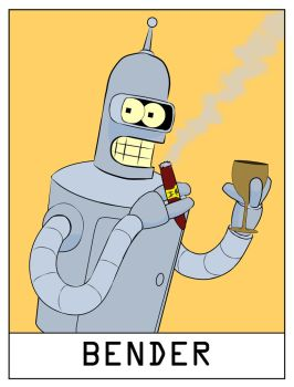 AlphaBots Week II : B is for Bender by SamWolk