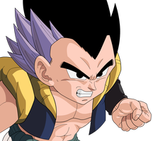 Gotenks by MrGekon