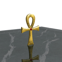 Ankh Cross v2 by DecanAndersen