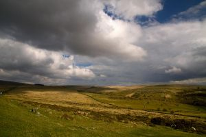 Drama over Dartmoor by parallel-pam