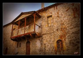 Old house in Peloponese Greece by etsap