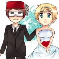 APH:.Turkey and Ukraine by shannenjanetakasu