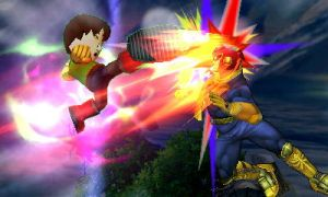 SSB4 3DS - Legendofwii92 Joins The Fight LOL! by legendofwii92
