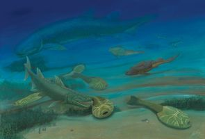 Xitun - Life in the Early Devonian by Gogosardina