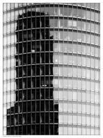 Shadow building by bupo